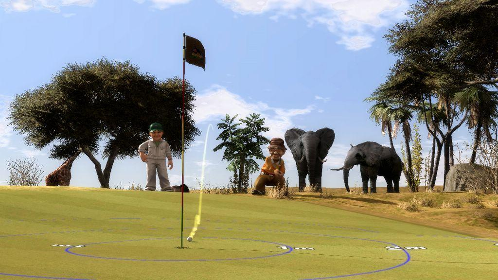 Hot Shots Golf: Out of Bounds Review - Gaming Nexus