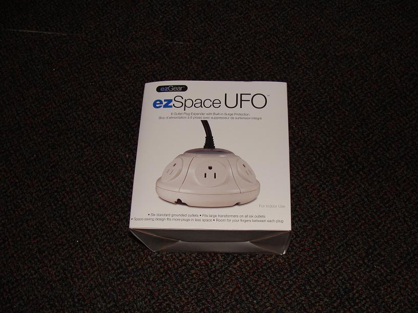 Hooked Up – ezSpace UFO