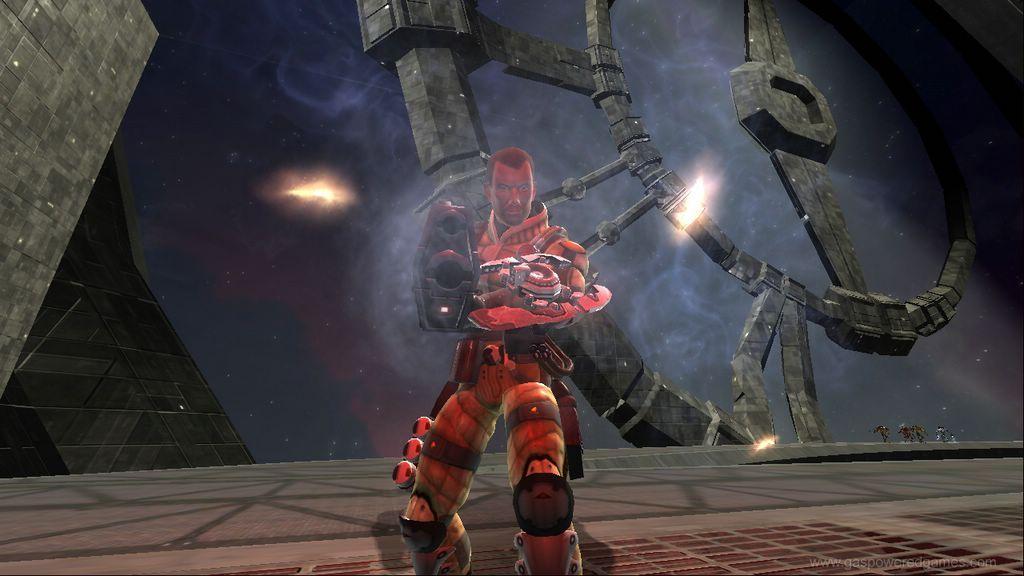 Space Siege Interview
