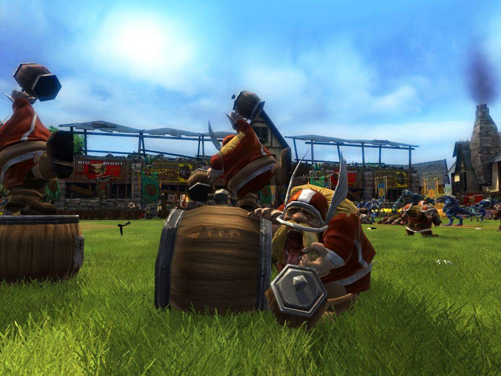 Blood Bowl Interview