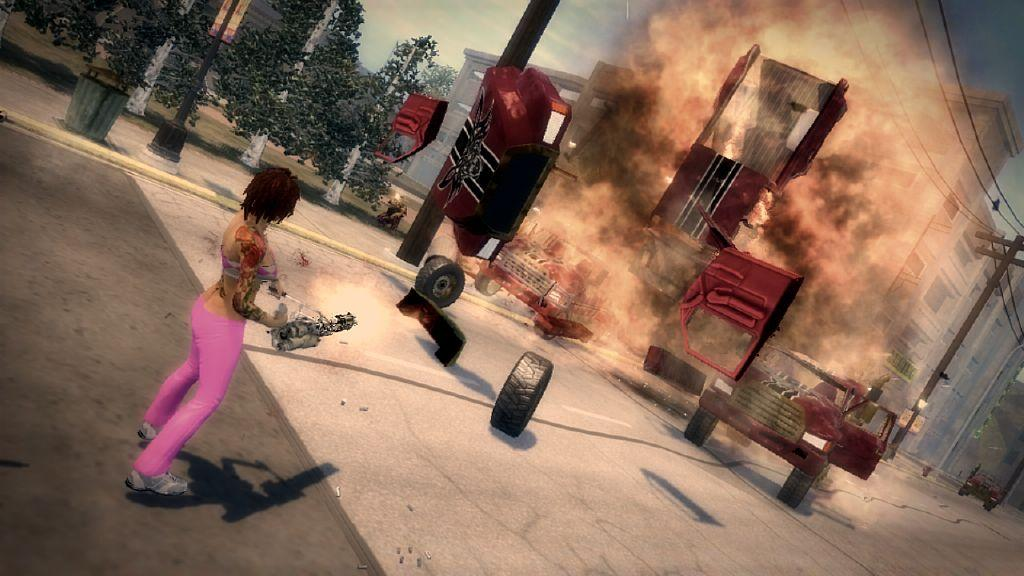 Saints Row 2 Preview Hands On