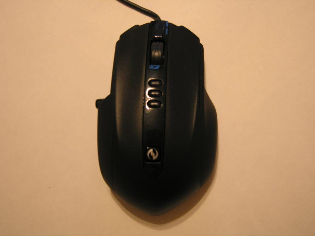 Microsoft SideWinder X5 Mouse Review - Gaming Nexus