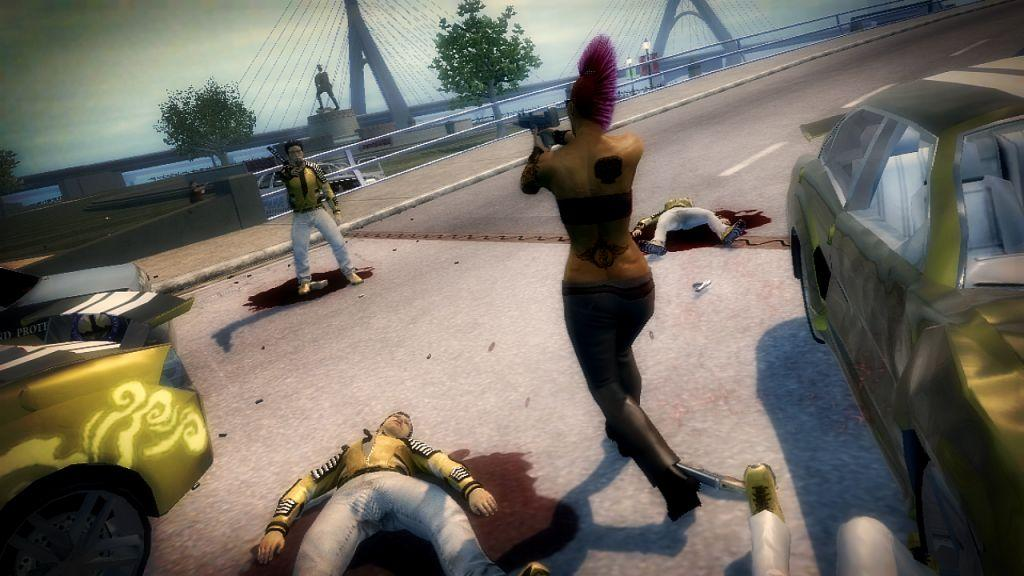Saints Row 2 Multiplayer (Hands On)