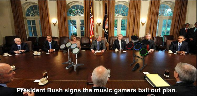 How much to rock? The rising cost of music games.