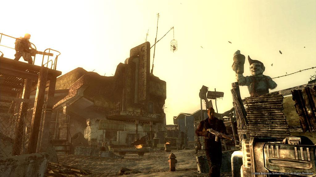 Fallout 3 Interview
