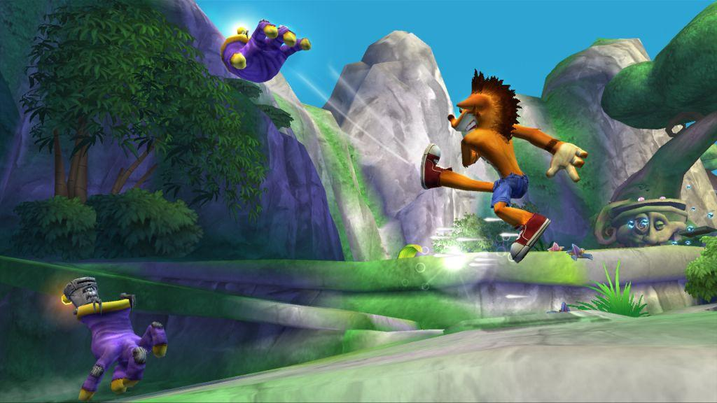 Crash Bandicoot Mind Over Mutant Review Gaming Nexus