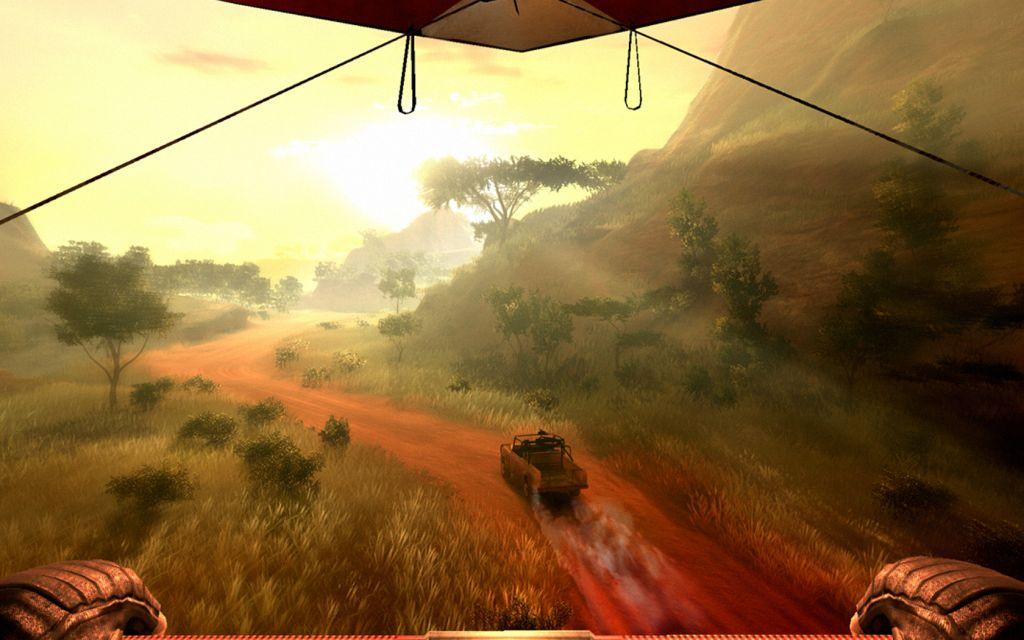 Far Cry 2 Review Gaming Nexus