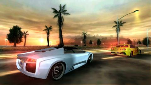 midnight club la remix review gaming nexus. Black Bedroom Furniture Sets. Home Design Ideas