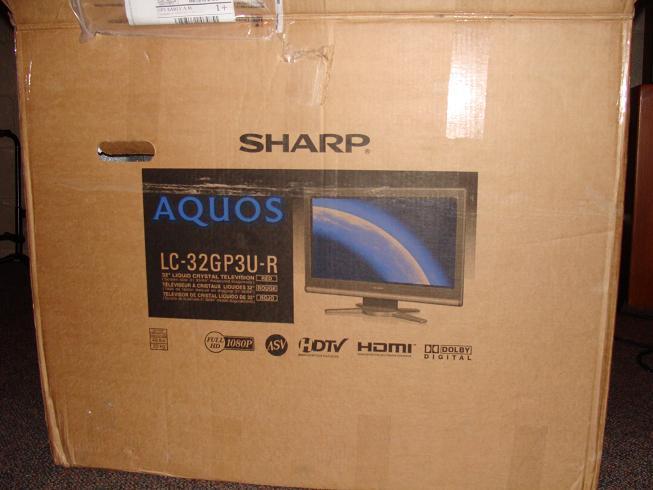 Sharp LC32GP3