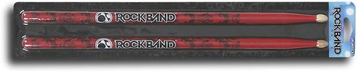 Hooked Up: Rock Band Drum Sticks
