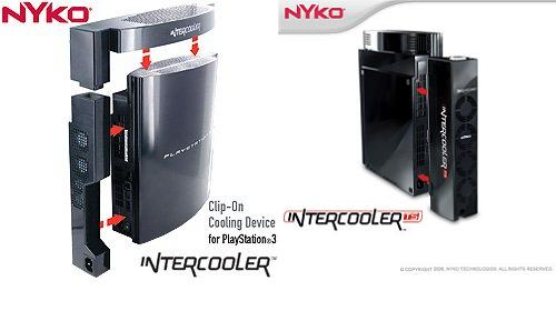 Nyko rolls out intercooler ts cooling device for xbox 360 and ps3.