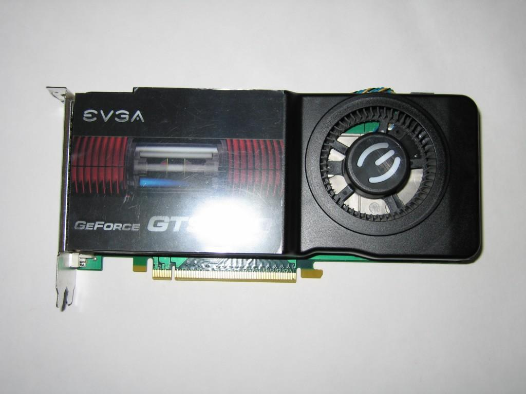 GeForce GTS 250