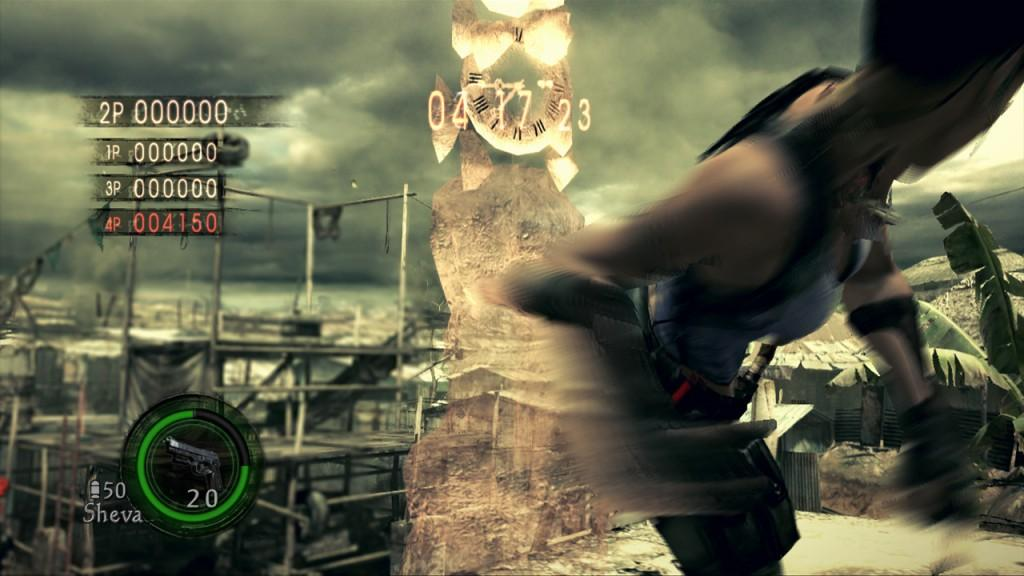 20 best hd resident evil 5 wallpapers