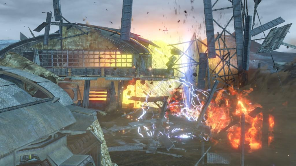 Red Faction: Guerrilla Multiplayer preview