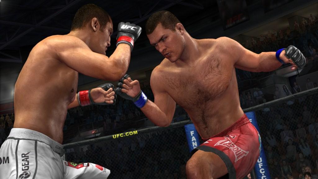 Ufc Undisputed 4 UFC 2009 Undisputed Re...