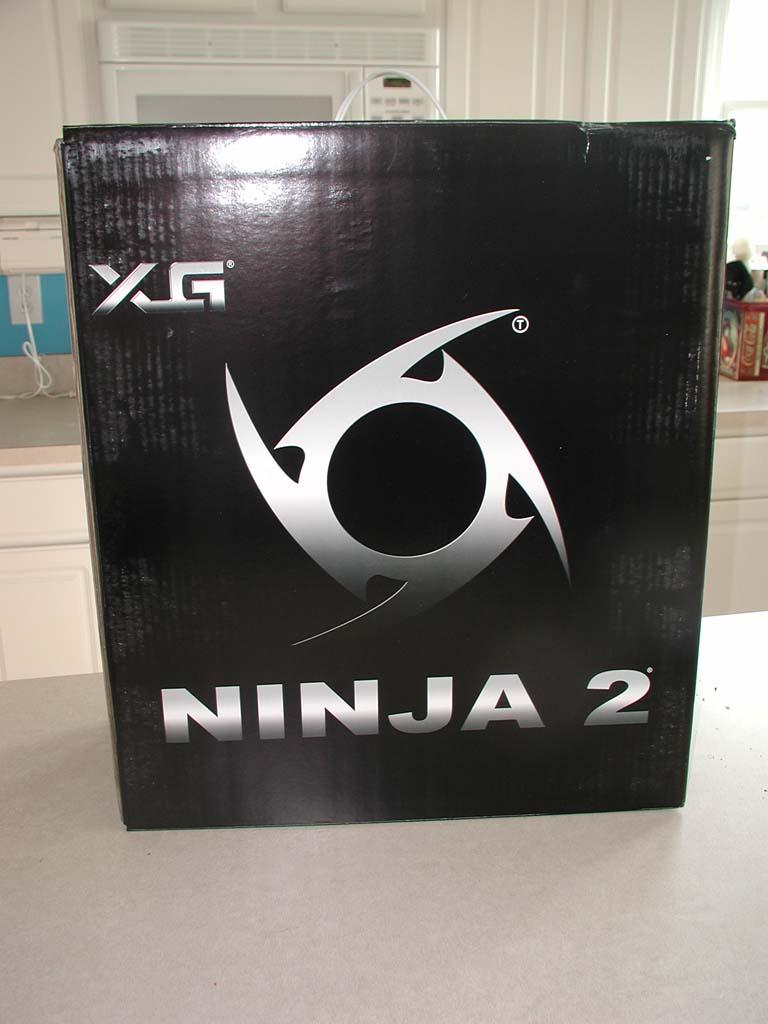 Ninja 2 PC Case