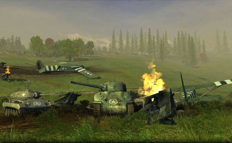 Panzers Elite Action
