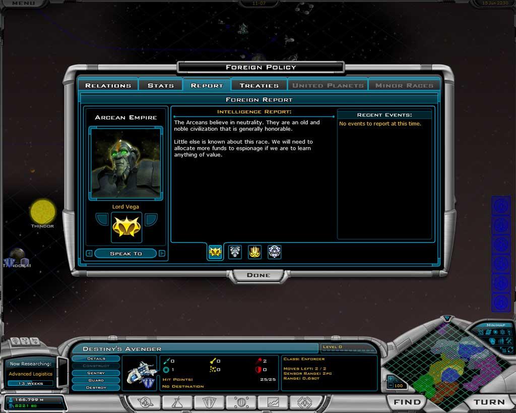 Galactic Civilization 2 Interview