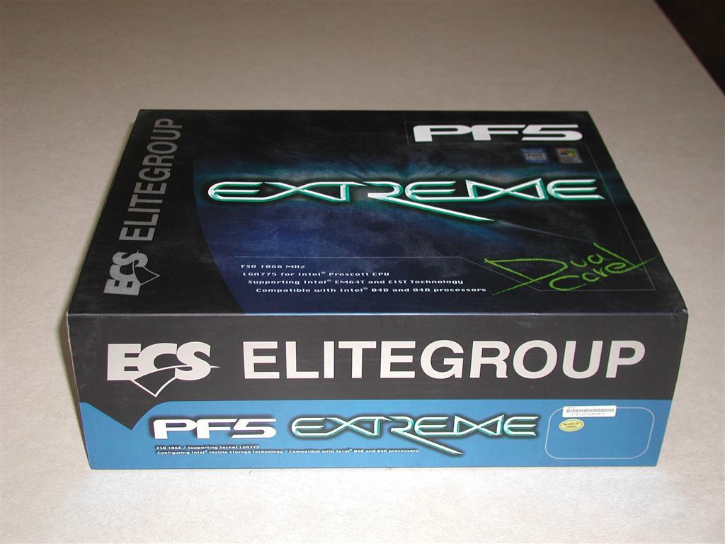 ECS PF5 Extreme