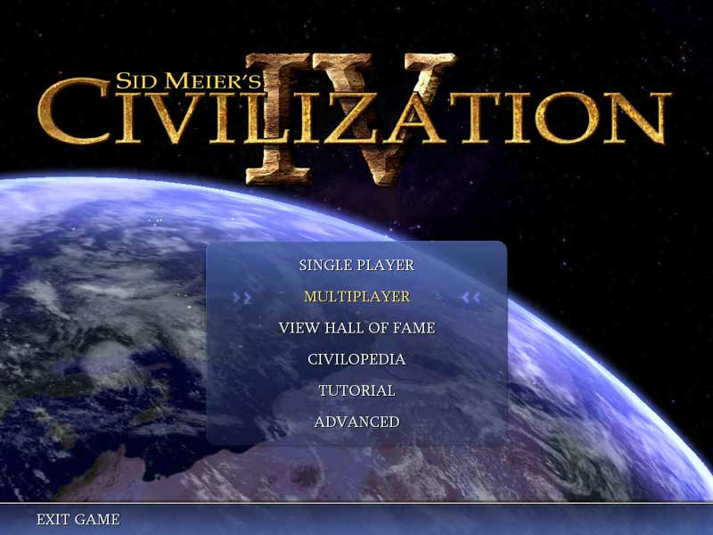 Civiliazation IV