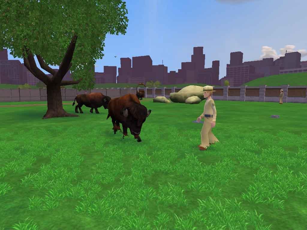 Zoo Tycoon 2: Endangered Species Review - Gaming Nexus