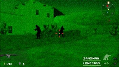 SOCOM: Fire Team Bravo