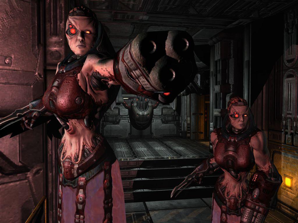 Quake 4 Review - Gamin...