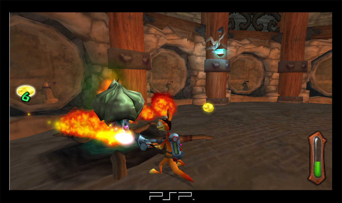 Daxter Preview (hands on)