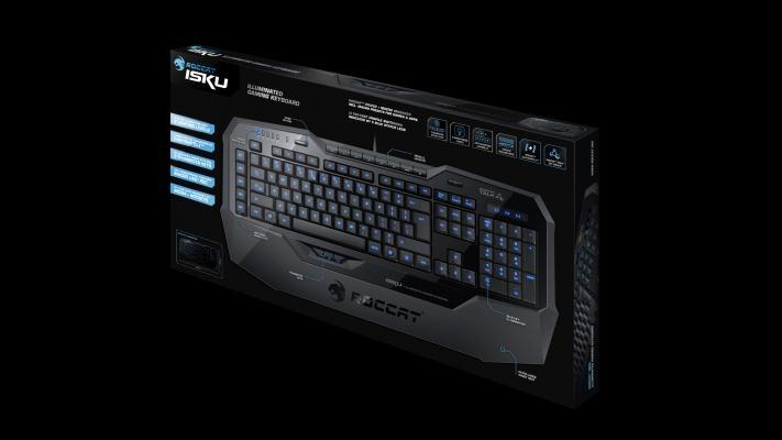 Isku Keyboard