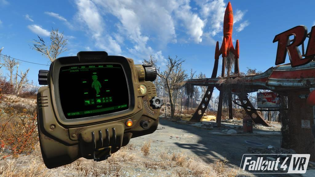 Bethesda Abandoned Fallout 4 VR and Skyrim VR and It's a Damn Shame