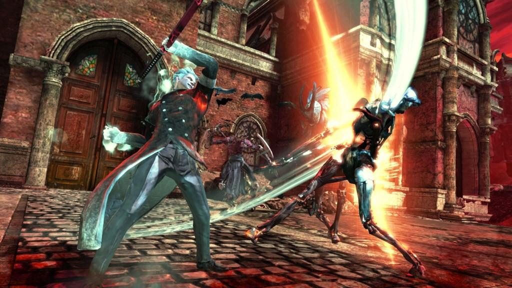 DMC - Vergil's Downfall