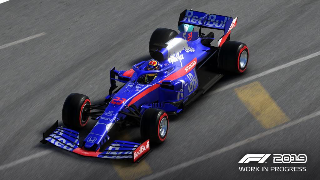 Racing Sim F1 2019 Review - Gaming Nexus