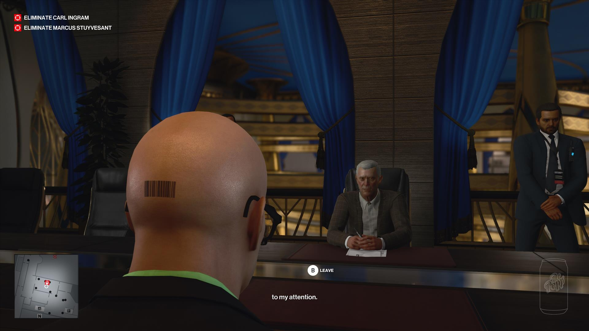 Stadia's State Share in Hitman 3 is a game changer