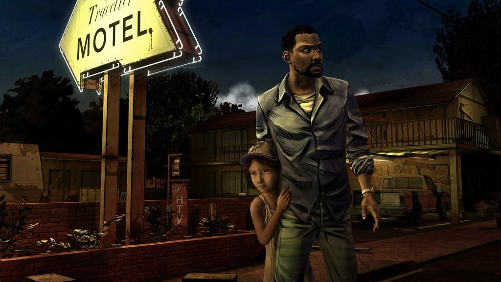 The Walking Dead: A New Day