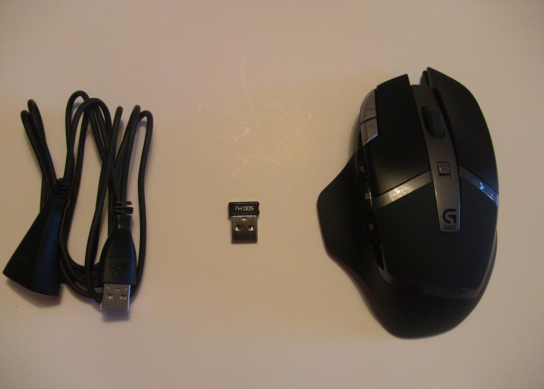 Logitech G602 Wireless Gaming Mouse Review - Gaming Nexus