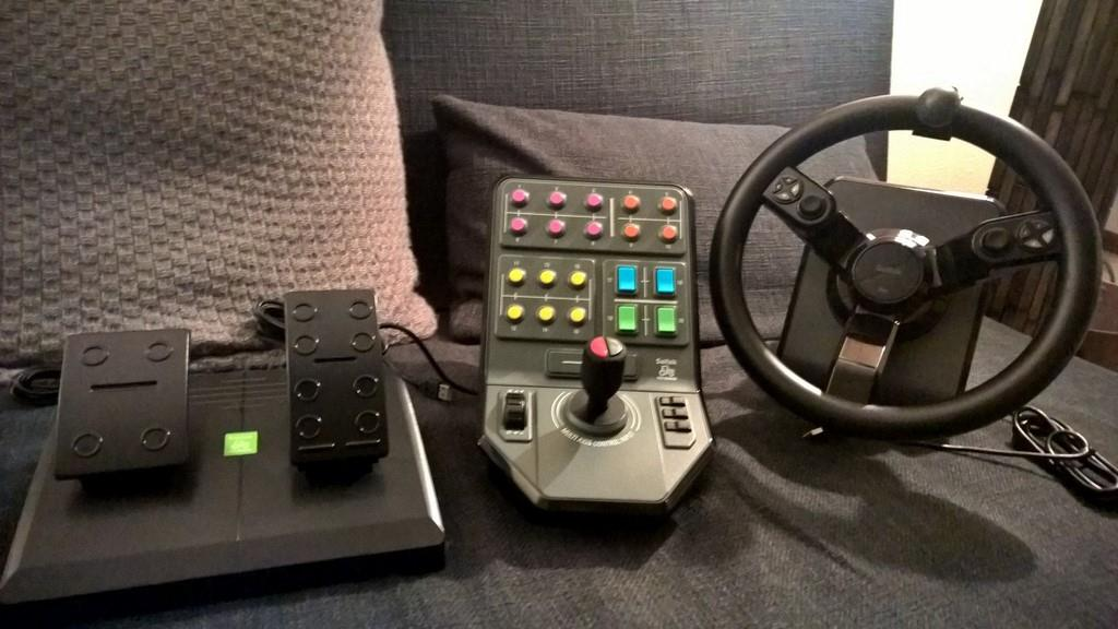 Heavy Equipment Precision Control System Review Gaming Nexus