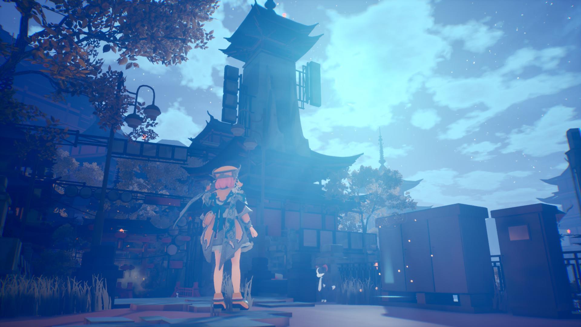 Tasomachi: Behind the Twilight