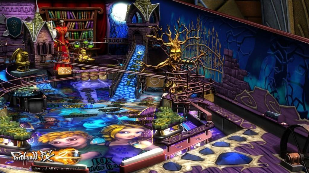 Pinball FX2: Sorcerer's Lair