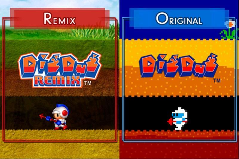 Dig Dug Remix