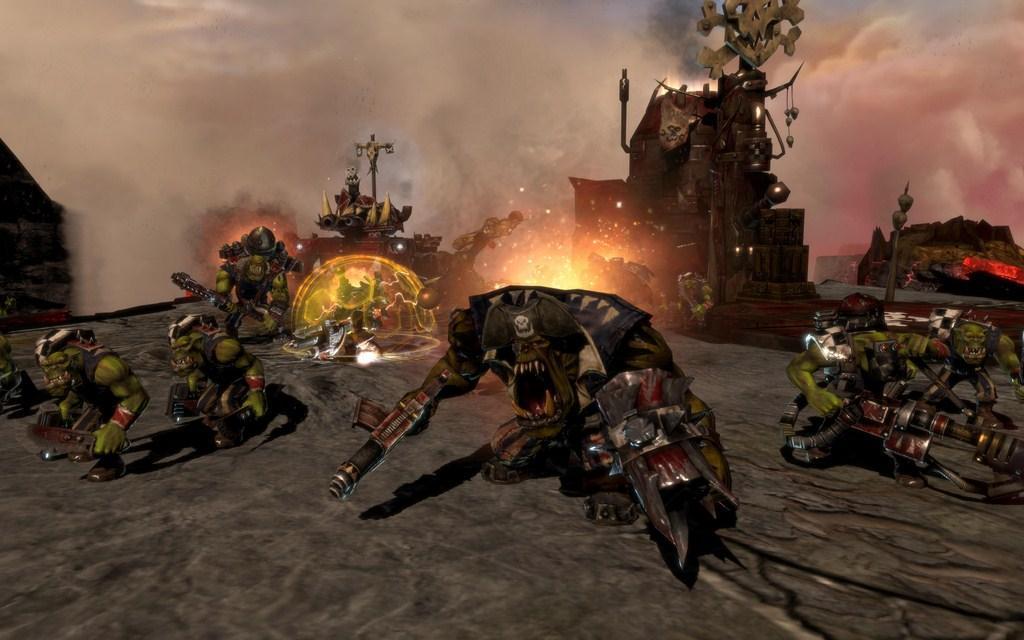 Warhammer 40,000: Dawn of War II - Retribution Postmortem Interview