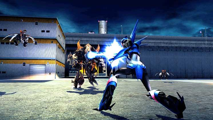 Transformers Prime (3DS)