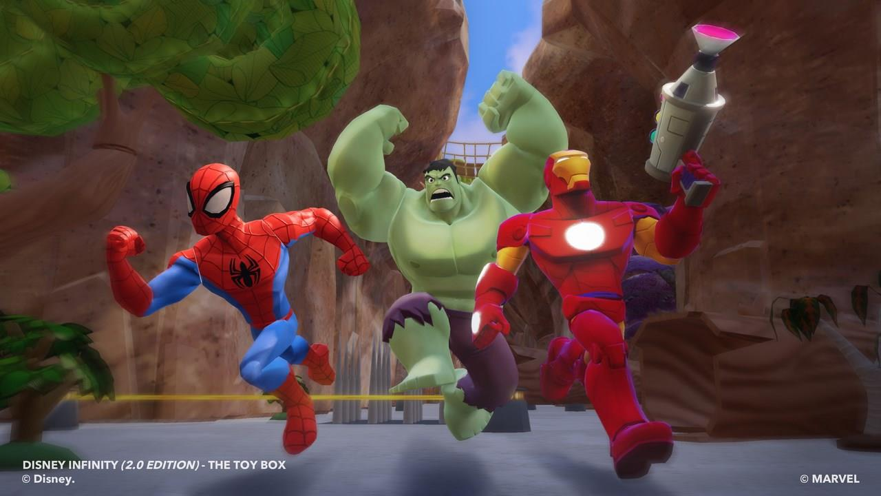 Disney Infinity 2.0 Review - Gaming Nexus