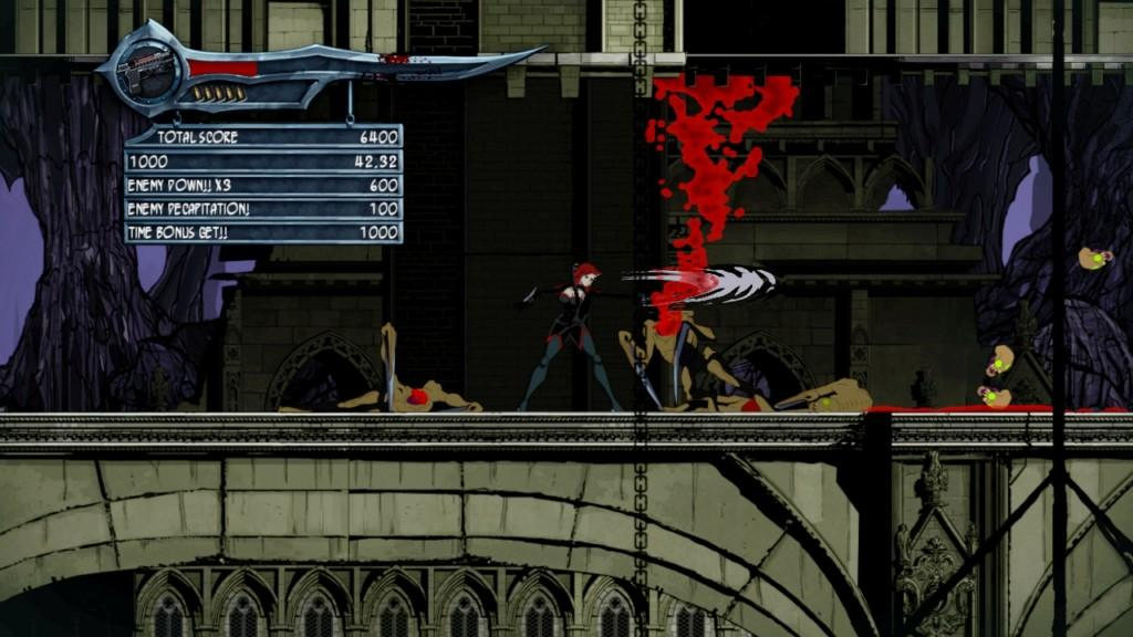 Bloodrayne Betrayal Review Gaming Nexus