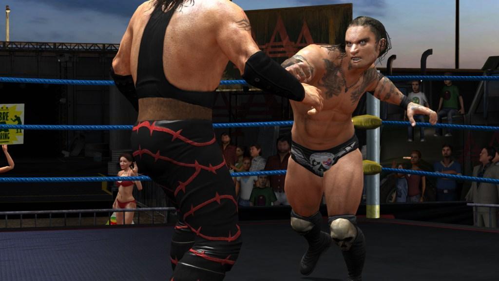 Lucha Libre AAA: Heroes del Ring Preview - Gaming Nexus