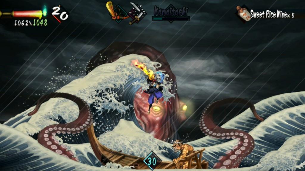 Muramasa Rebirth - Fishy Tales of the Nekomata