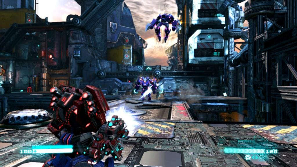 Transformers: Fall of Cybertron Interview
