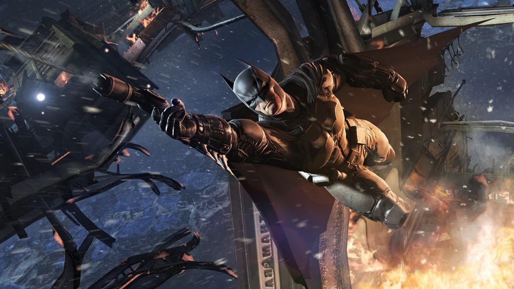 Download Batman Arkham Origins Pc Game Full Version