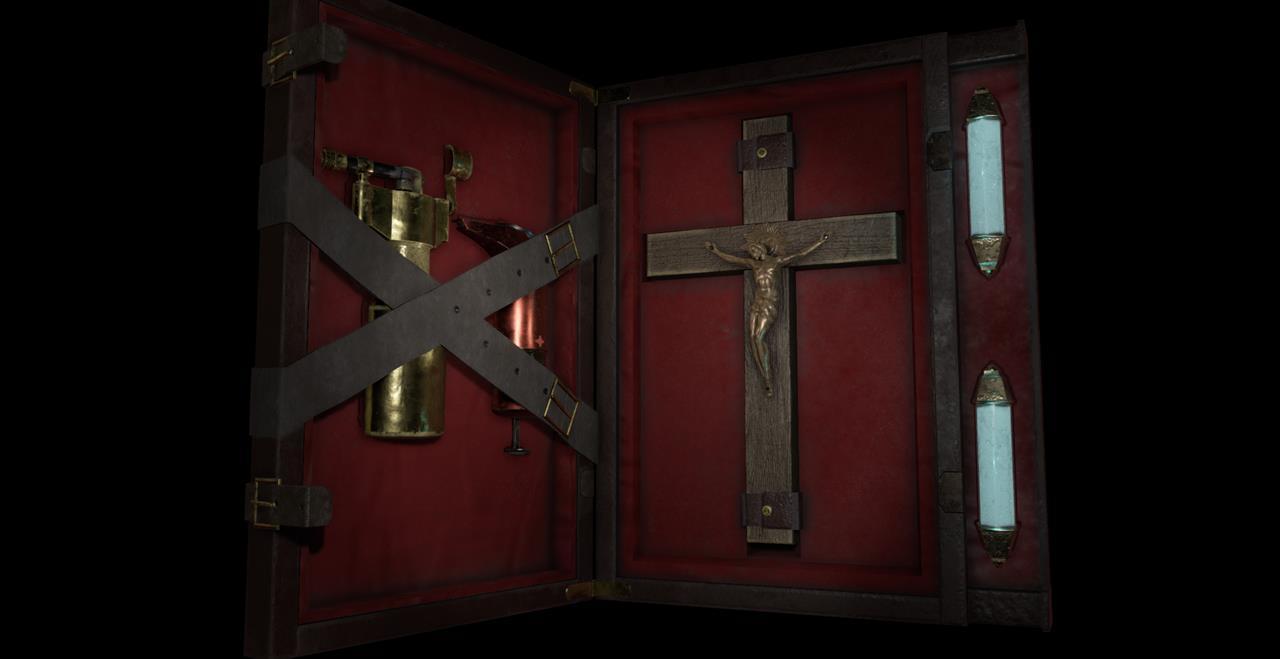 The Exorcist: Legion VR (Episodes 1 - 3)