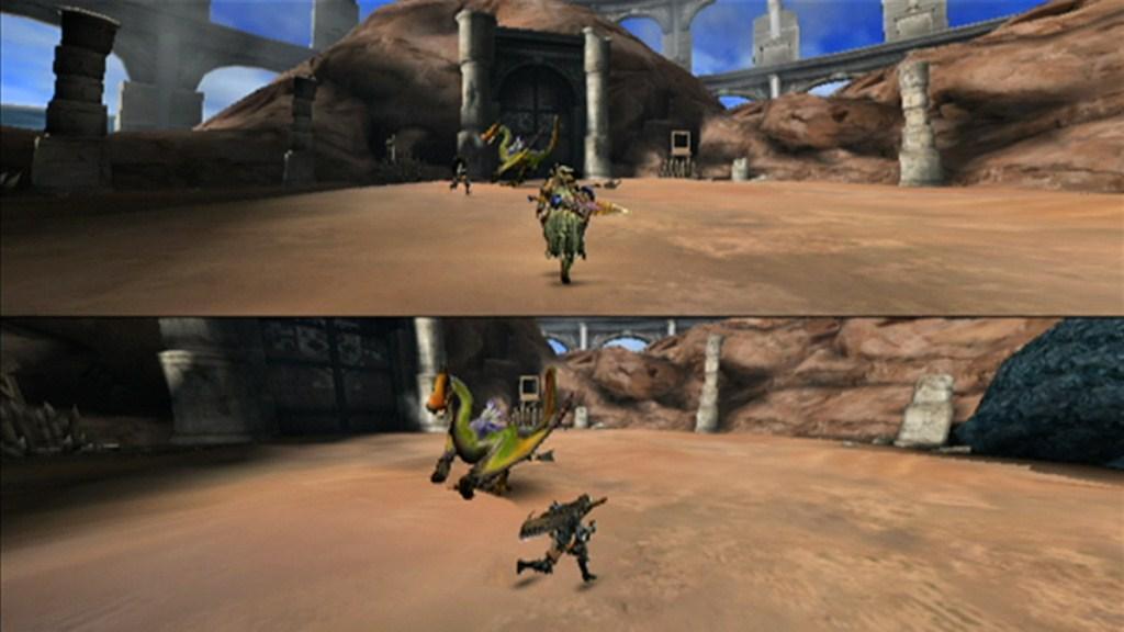 Monster Hunter Tri Review Gaming Nexus