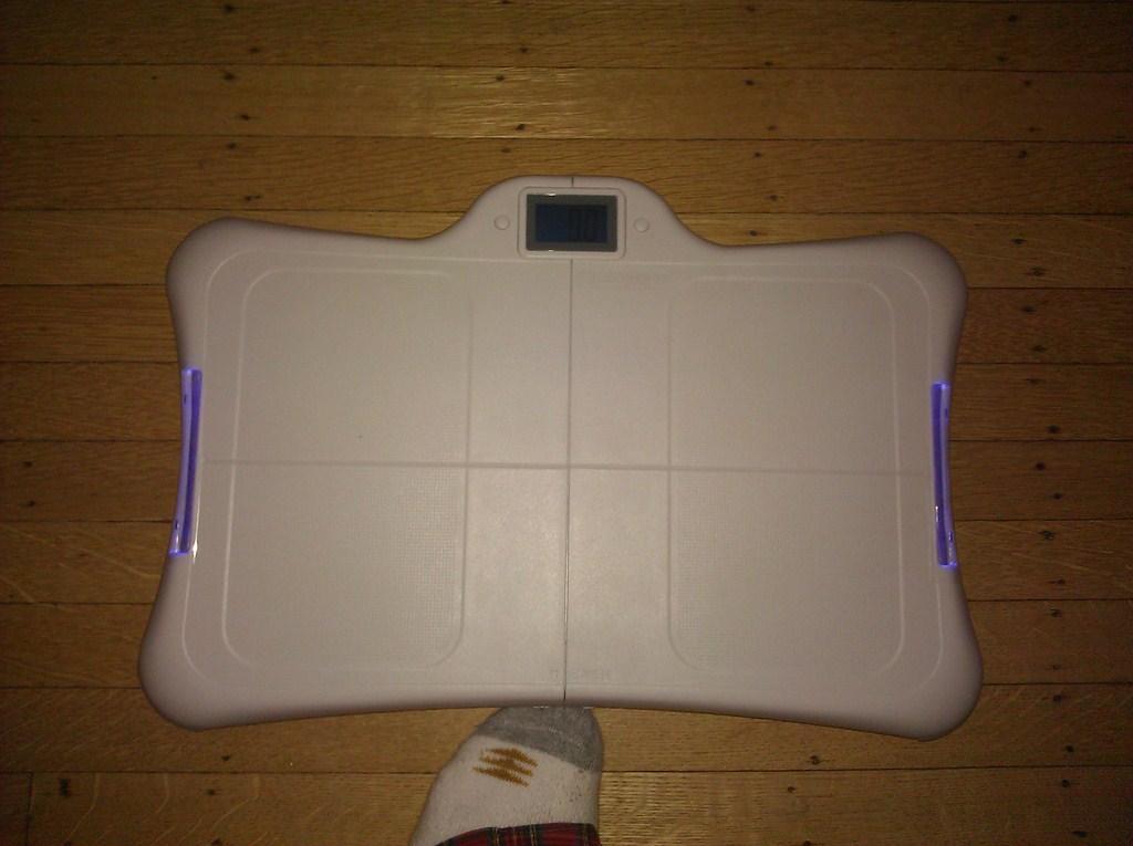 Wii Premium Fitness Board